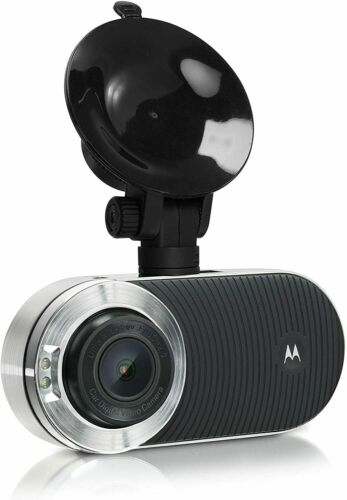 Motorola High Definition Dash Camera MDC100 with Colour LCD and Suction Mount