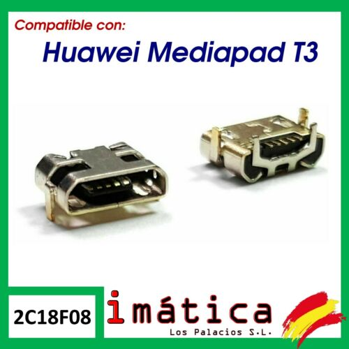 Connector Charge For Huawei Mediapad T3 10 Micro USB Tablet Port Dc Tablet