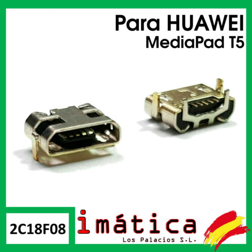 Connector Charge For Huawei Mediapad T5 10 Micro USB Tablet Port Dc Tablet