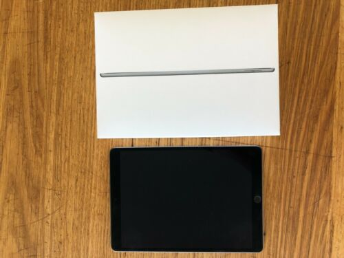 Apple iPad Air (3rd Generation) 256GB, Wi-Fi + Cellular, 10.5in - Space Grey