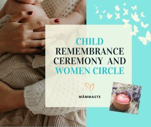 Child Remembrance Ceremony And Women Circle 2020 - ONLINE COURSE