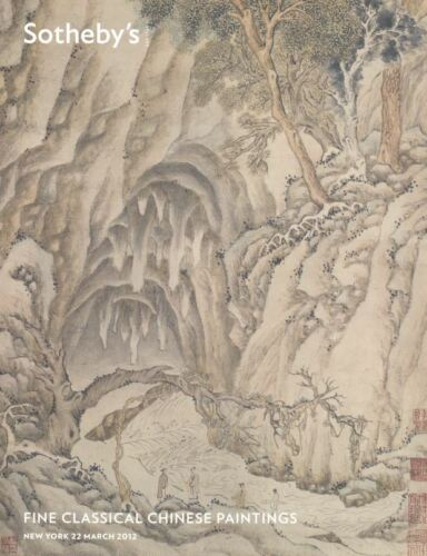 Sotheby's Fine Classical Chinese Paintings 22/03/2012 HB