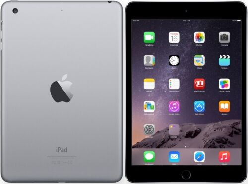 USED | Apple iPad mini 4 | 64GB | Wi-Fi | Space Grey | LCD Blue Spot