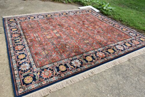 Karastan Rug 700 Series 729 Serapi 8.4x10 Custom Made Nice.
