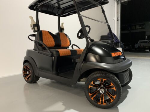 Club car Precedent golf cart