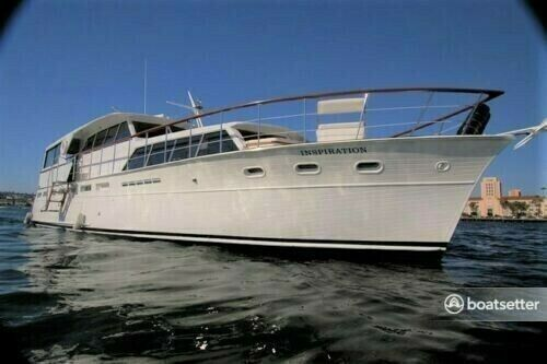 NO RESERVE 60' MOTORYACHT 1967 Pacemaker 60 FOOT Motor Yacht <br/> Boats, Boat, Yacht