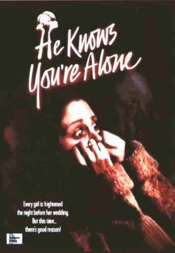 He Knows You're Alone - 1980 Horror  - Don Scardino, Caitlin O'Heaney - DVD