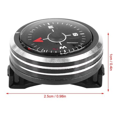 Convenient Mini Compass Outdoor Compass For Outdoor Uses Camping Hiking Cycling