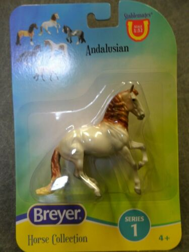 Breyer NEW * Andalusian * 6920 Alborozo 2021 Stablemate Model Horse