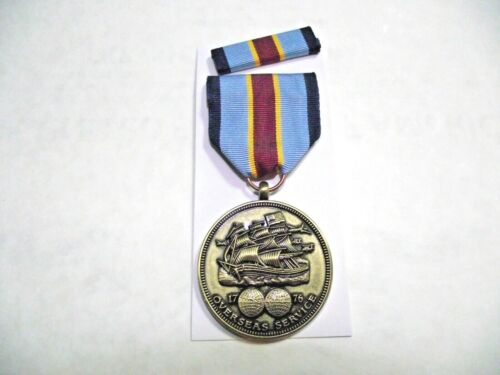 FULL SIZE COLD WAR VICTORY MEDAL with RIBBON US ARMY USN USAF USMC USCG USSF