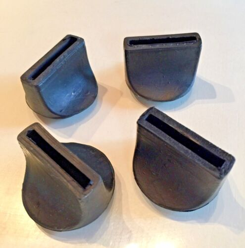 REPLACEMENT RUBBER FEET set for LC Chaise lounge MADE IN ITALY