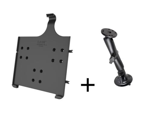 """RAM Suction Cup Mount w/Long Arm for iPad Pro 12.9"""", 3rd Generation"""