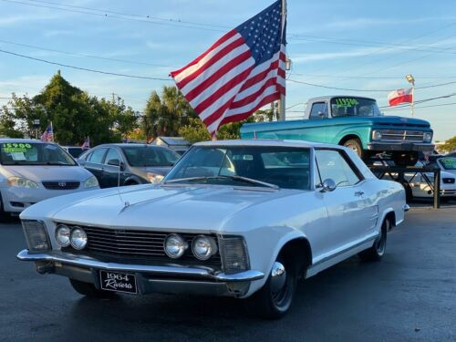 1964 Buick Riviera  1964 Buick Riviera 465 Wildcat Classic Muscle Antique Hot Rod Bucket Seats 2DR