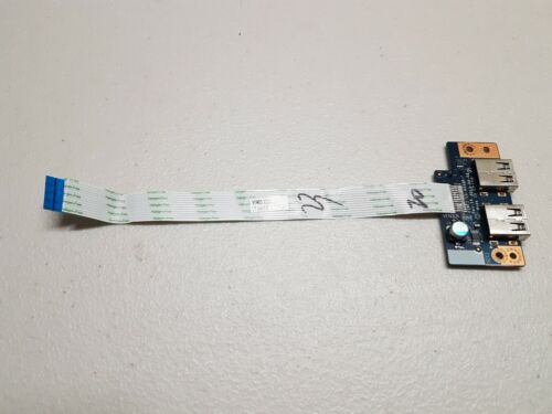 Acer Aspire E1-510 being scrapped - USB ports card with cable