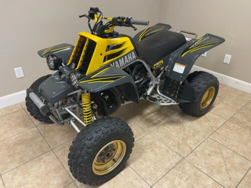 1998 Yamaha Banshee YFZ350 - FROM PRIVATE COLLECTION <br/> TITLED. Super Clean Condition, OEM YFZ 350 Twin