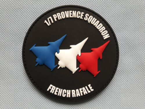 Patch Escadron de Chasse 1/7 PROVENCE – French Rafale