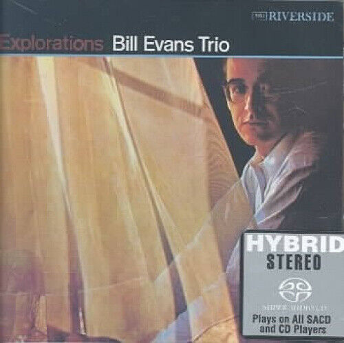 Explorations [SACD] by Bill Evans