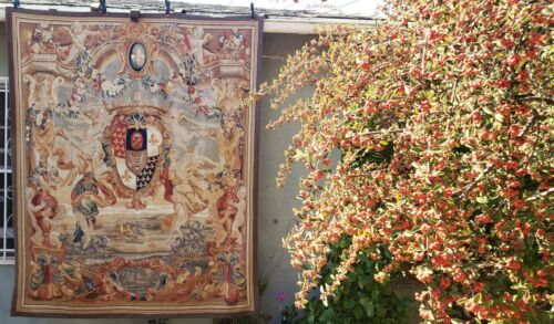 A Great Napoleon III Style Tapestry