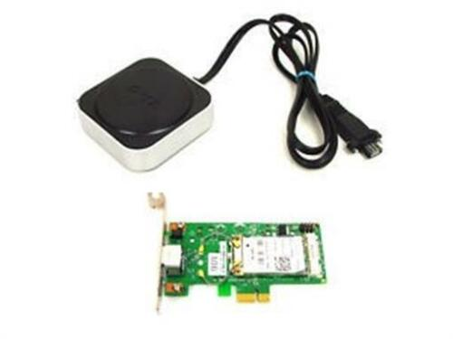 Dell DW1505 Wireless B/G/N Low Profile Pci-E Card And Antenna GW073 New