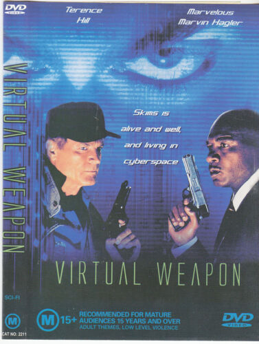 Virtual Weapon-1997-Terence Hill- Movie-DVD