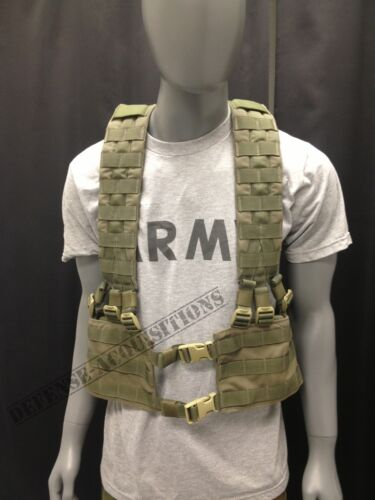 EAGLE INDUSTRIES ALLIED INDUSTRIES RLCS H HARNESS RIG RANGER GREEN DEVGRU EXCOther Current Field Gear - 36071