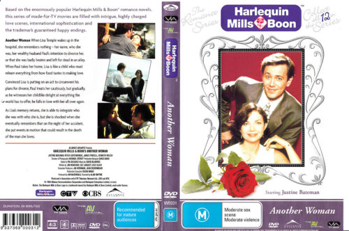 Harlequin:Mills and Boon:Another Woman-1994-Justine Bateman-Movie-DVD