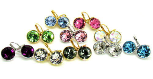 e3165b905 Baby Mini Bella Women Crystal Earrings Made with SWAROVSKI® Crystals <br/>  SAVE
