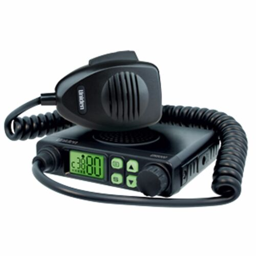 NEW ORIGINAL UNIDEN UH5000NB 80 CHANNEL 5W UHF INVEHICLE RADIO SUIT CARS 4WD'S
