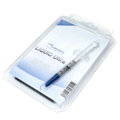 Liquid Ultra 2nd Gen Metal Liquid Thermal Paste Compound Coollaboratory