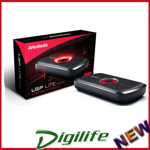 AVerMedia GL310 LGP Lite Live Gamer Portable HD Record XBOX PS3 PC Mac Game HDMI