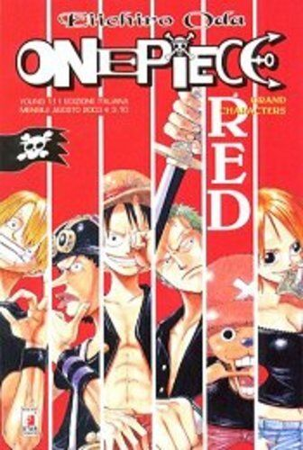 ONE PIECE RED YOUNG 111