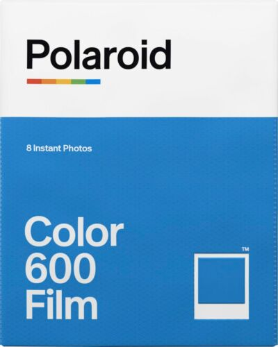 Impossible Project PRD4514 (2785) Instant Color Film for Polaroid 600 Cameras