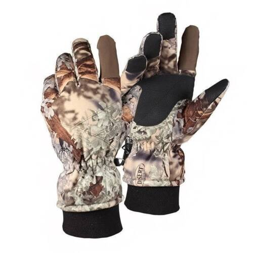 Kings Camo Insulated Waterproof Hunting Gloves Desert Shadow KCG5100-DS  M L XL