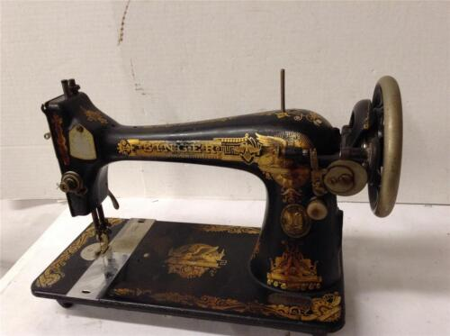 Singer Treadle Sewing Machine-Bullet Shuttle. Serial# G0541892.(SM-180)