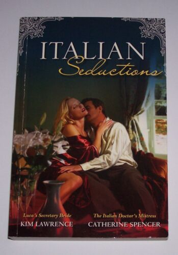 Italian Seductions - Mills & Boon
