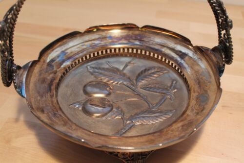 Pairpoint Silver Plated Antiques Ca