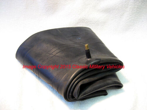 Qty (1) Willys M38, M38A1, M151, M100 Correct Tire Inner Tube 700x16.  700-16.