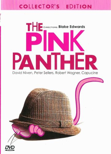"New DVD "" The Pink Panther ""  David Niven, Peter Sellers"