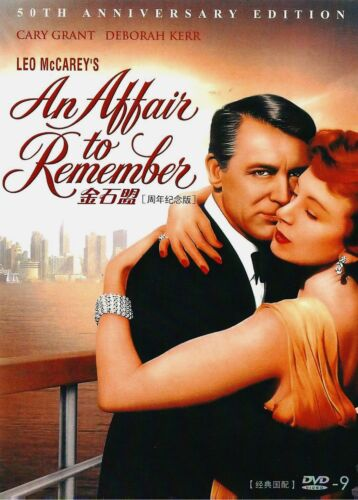 "NEW DVD  "" An Affair To Remember ""  Cary Grant, Deborah K"