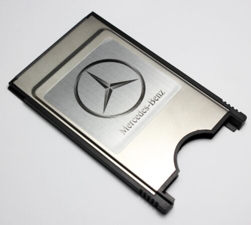 CompactFlash CF Adapter For Mercedes Benz PCMCIA Command System, up to 32GB