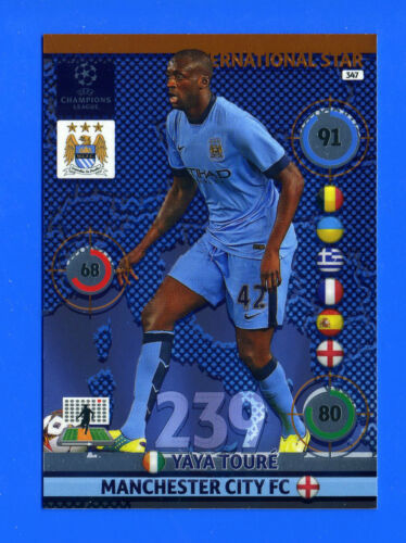 Manchester City Poster Yaya Toure Man City MCFC 15//16 61x91.5cm