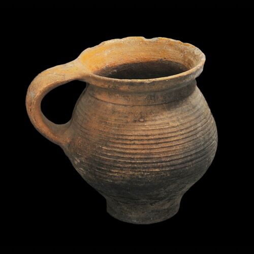 ANCIENT HOLY LAND POTTERY  JUG