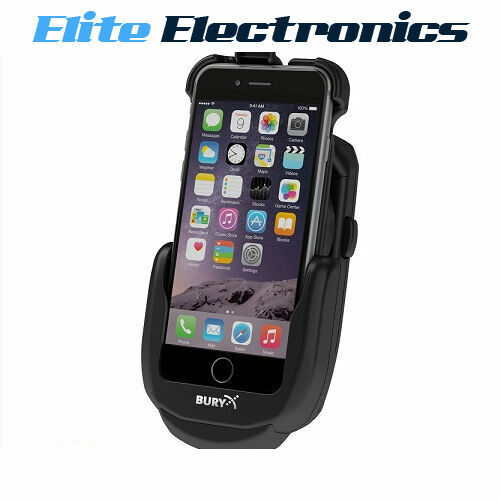 BURY S8 SYSTEM 8 IPHONE 6 6S 7 8 PLUS TAKE & TALK CRADLE CHARGER DOCK HOLDER