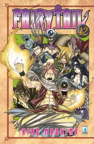FAIRY TAIL 42 YOUNG 252