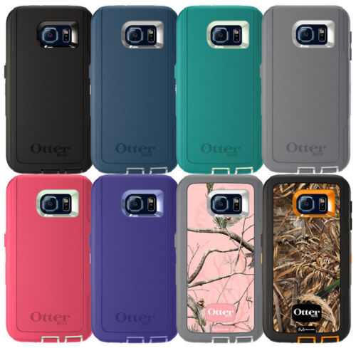 Original OEM Otterbox Defender Series Case for Samsung Galaxy S6 NEW, USED