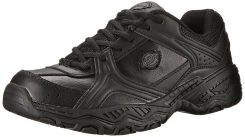 Dickies Venue II Mens Slip Resistant Service Industry Work Shoe Black Size 7 -14