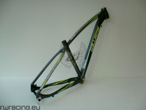 Telaio mtb 27.5 per bici / xc / crosscountry alluminio Williams antracite / lime