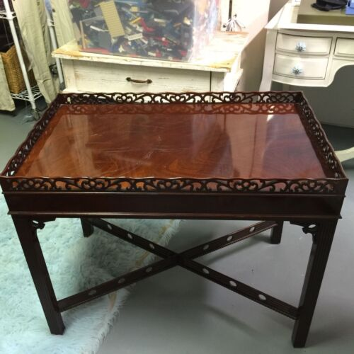 Kindel Winterthur Collection Townsend Tea Table