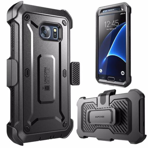 Samsung Galaxy S7 Case SUPCASE Full-Body Rugged Holster Cover + Screen Protector