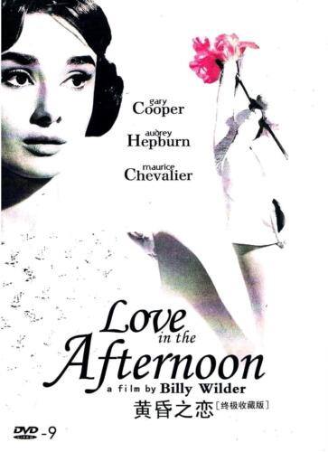 """New DVD   """" Love In The Afternoon """" Gary Cooper"""